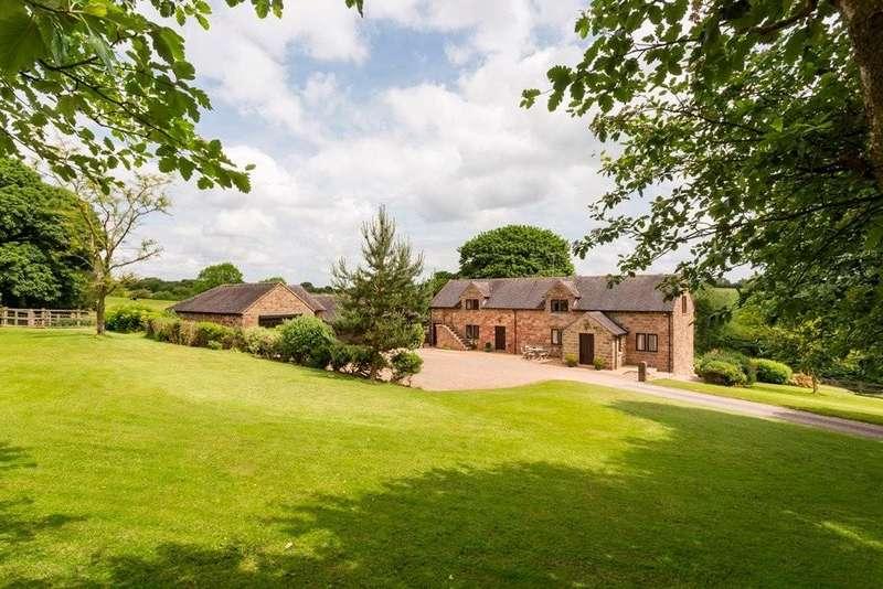 3 Bedrooms Detached House for sale in Blackwall Lane, Kirk Ireton, Ashbourne
