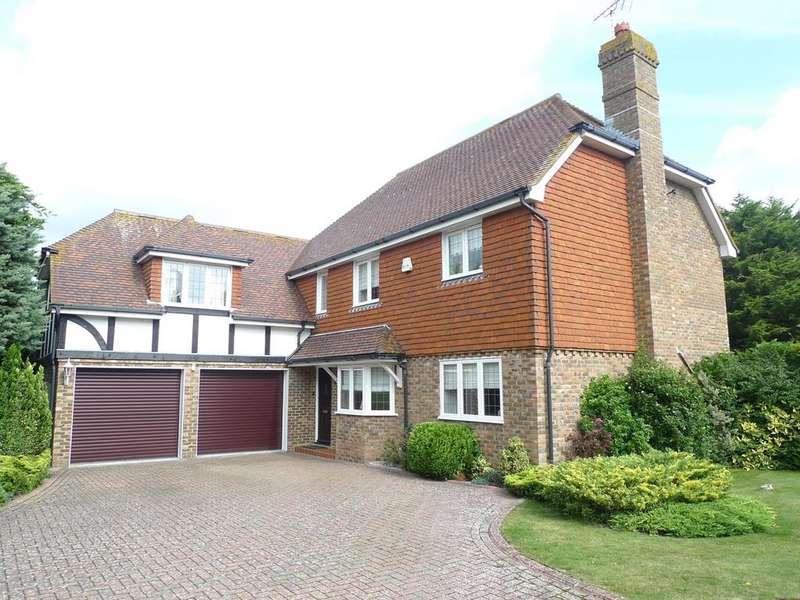 5 Bedrooms Detached House for sale in Willingdon Road, Eastbourne, BN20