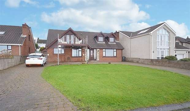 4 Bedrooms Detached House for sale in The Horse Park, Carrickfergus, County Antrim
