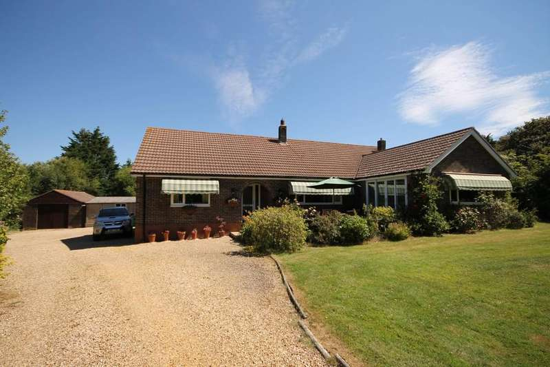 4 Bedrooms Detached Bungalow for sale in Cranmore, Isle of Wight