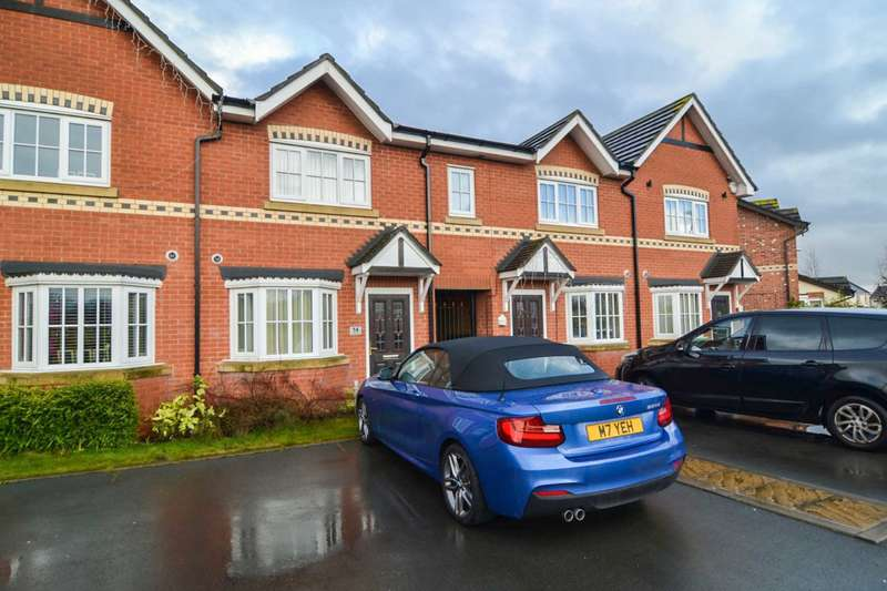 2 Bedrooms Mews House for sale in Raleigh Close, Newton Le Willows