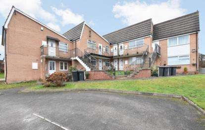 2 Bedrooms Flat for sale in Hollins Court, 29 Rivelin Park Drive, Sheffield, South Yorkshire