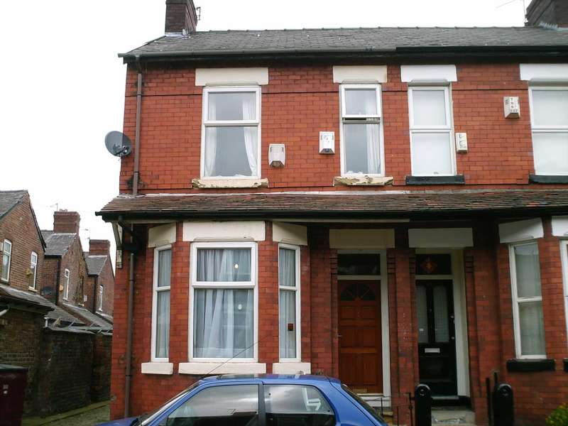 5 Bedrooms Terraced House for rent in Furness Road, Fallowfield