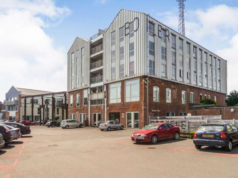 2 Bedrooms Apartment Flat for sale in Boiler House, Electric Wharf, Coventry, CV1