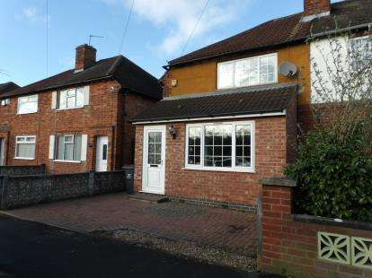 3 Bedrooms Semi Detached House for sale in Northfield Avenue, Birstall, Leicester, Leicestershire