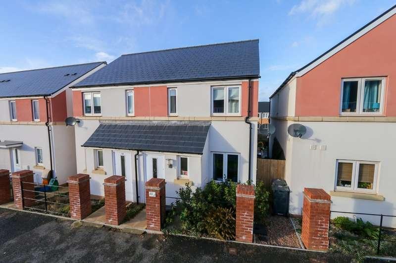 2 Bedrooms Semi Detached House for sale in Tillhouse Road, Cranbrook