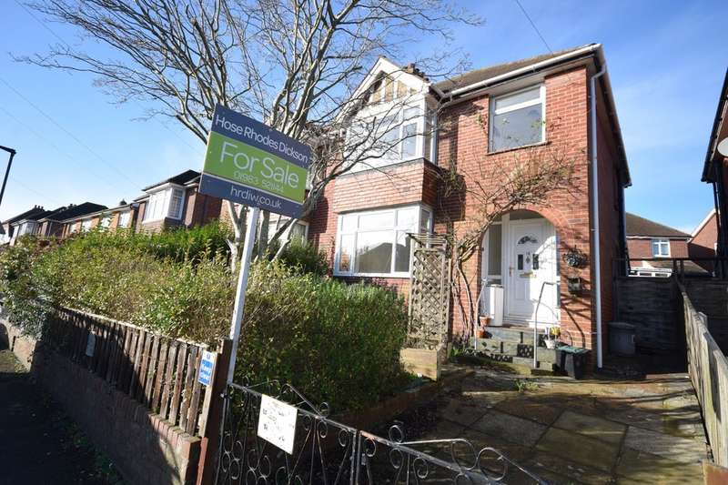 3 Bedrooms Semi Detached House for sale in Wilver Road, Newport