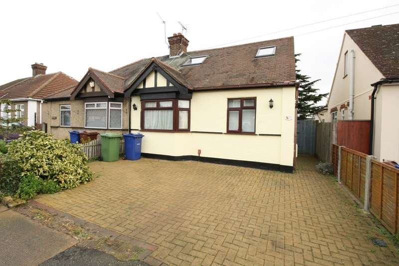 3 Bedrooms Chalet House for sale in Crowstone Road, North Grays