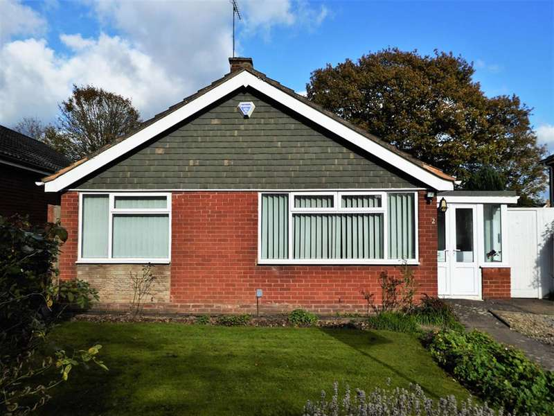 3 Bedrooms Bungalow for sale in Word Hill, Harborne, Birmingham, B17 8TS