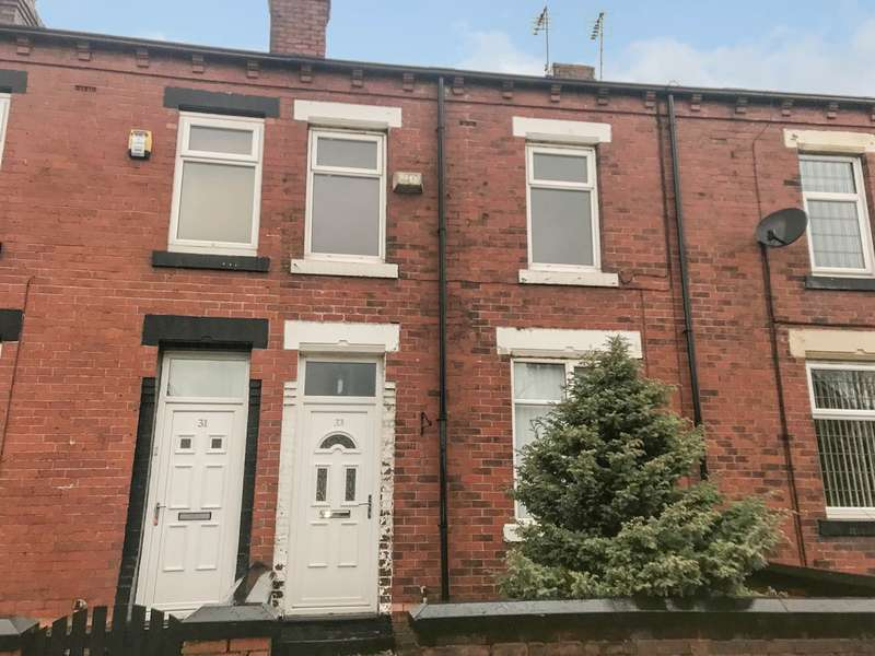 3 Bedrooms Terraced House for sale in Smallbrook Road, Shaw, Oldham, OL2