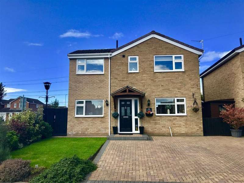 4 Bedrooms Detached House for sale in Beckwith Road, Yarm