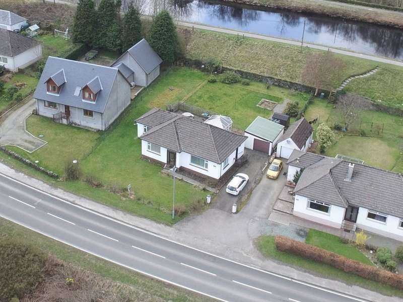3 Bedrooms Detached Bungalow for sale in Lowenva Glenburn Road, Ardrishaig, Lochgilphead, PA30 8EU