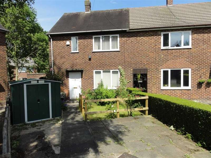 2 Bedrooms Mews House for sale in Cadnam Drive, Peel Hall