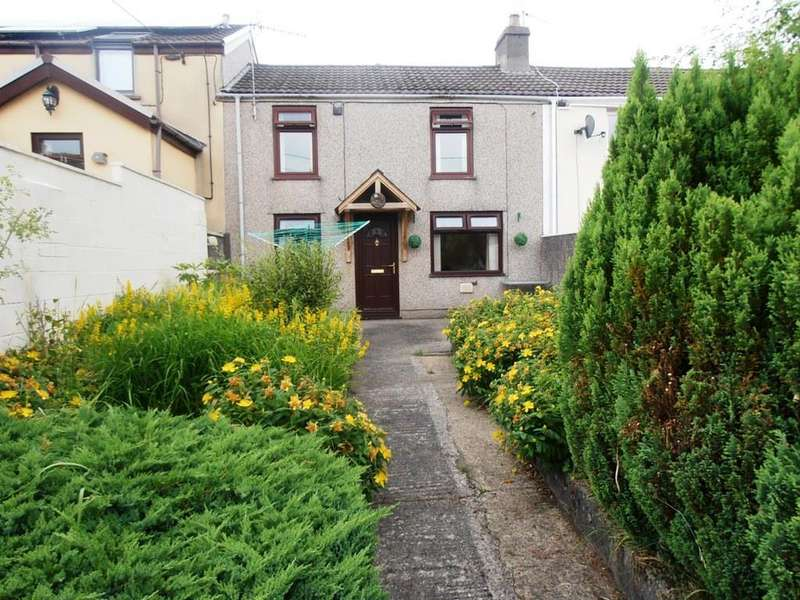 3 Bedrooms Cottage House for sale in Exhibition Row, Llwydcoed, Aberdare