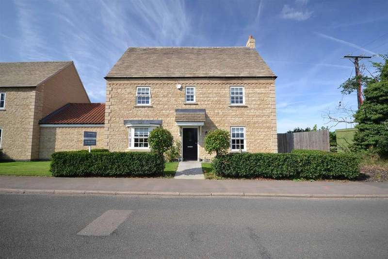 6 Bedrooms Detached House for sale in Uffington Road, Barnack, Stamford