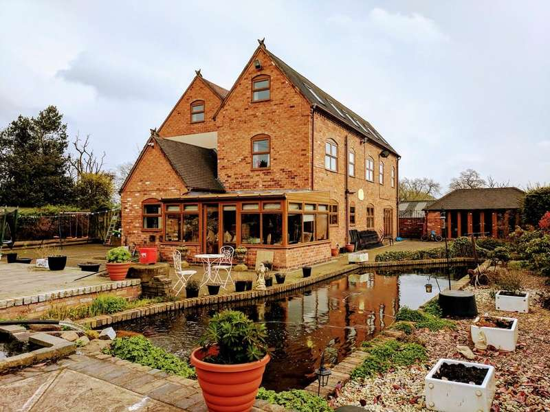 7 Bedrooms Farm House Character Property for sale in Hospital Lane, Bedworth