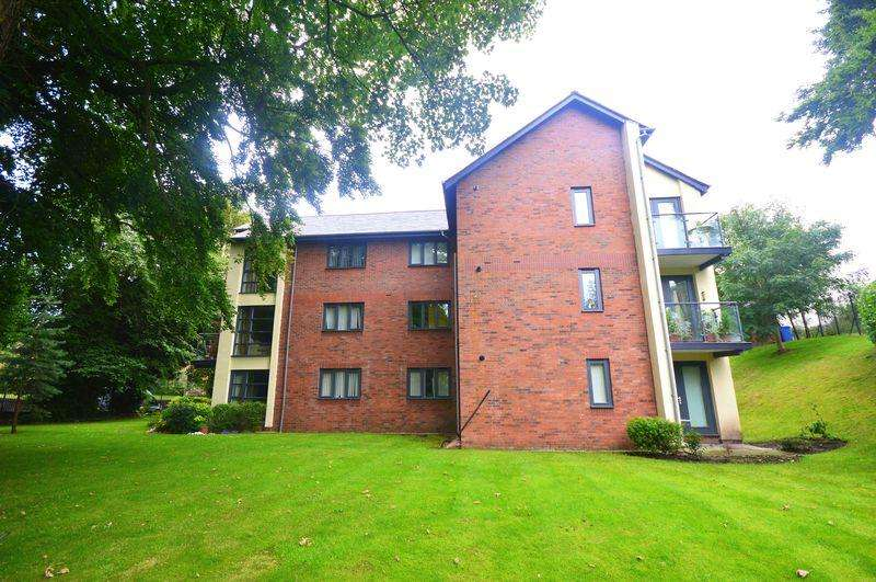 2 Bedrooms Apartment Flat for sale in Glade Park Court, Princes Park
