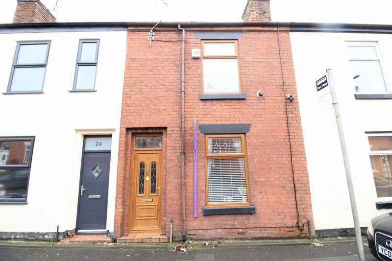 2 Bedrooms Property for sale in Shakerley Road, Tyldesley, Manchester, M29