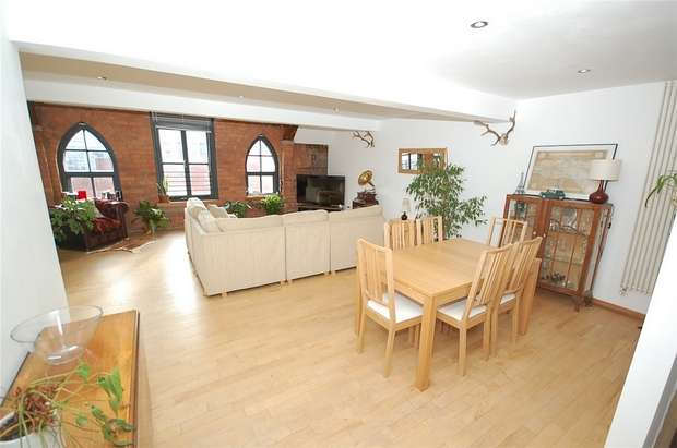 2 Bedrooms Flat for sale in Bloom Street, SALFORD, Greater Manchester