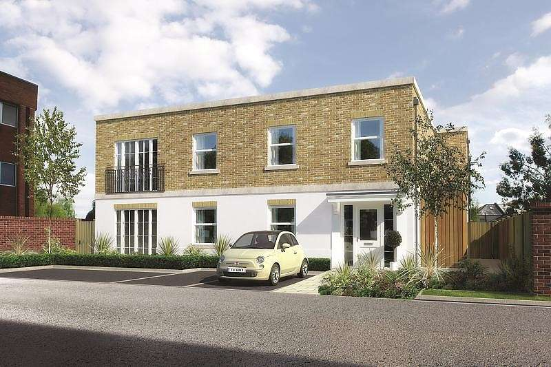 2 Bedrooms Flat for sale in 'Voyager Place', London Road, Staines-Upon-Thames, TW18