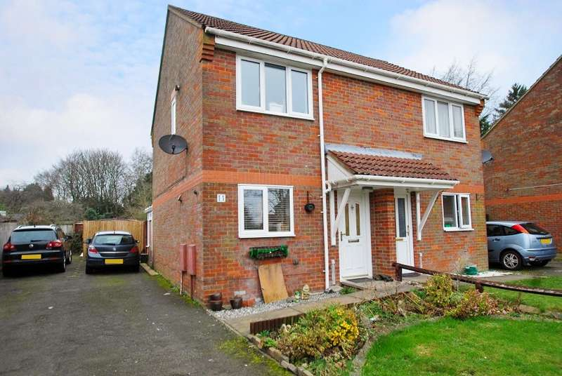 2 Bedrooms Semi Detached House for sale in Boughton Way, Little Chalfont, HP6