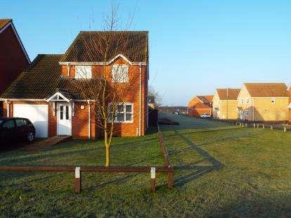 3 Bedrooms Detached House for sale in Downham Market, Norfolk
