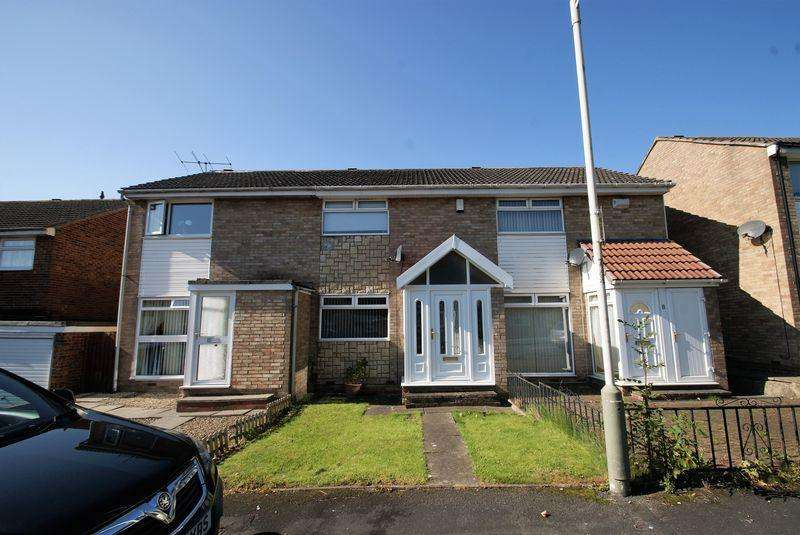 2 Bedrooms Terraced House for sale in Mossbank Grove, Darlington