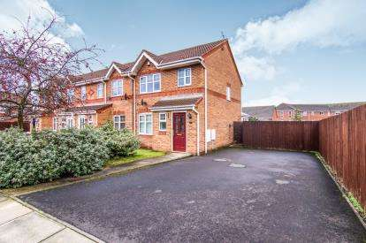 3 Bedrooms End Of Terrace House for sale in Caledonian Crescent, Litherland, Liverpool, Merseyside, L21