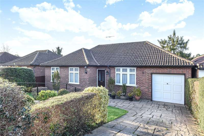 4 Bedrooms Detached Bungalow for sale in Furze View, Chorleywood, Rickmansworth, Hertfordshire, WD3