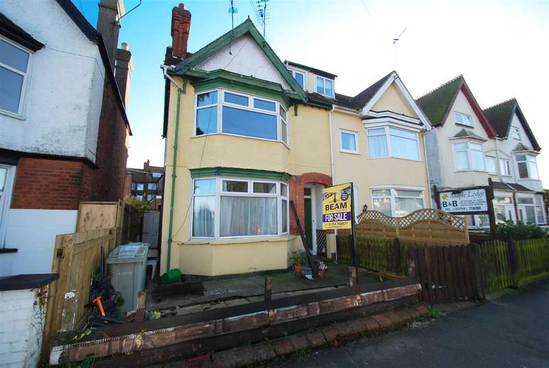 5 Bedrooms Apartment Flat for sale in Drummond Road, Skegness
