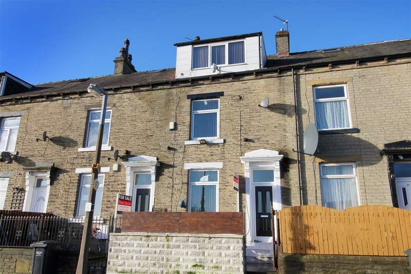 3 Bedrooms Terraced House for sale in Dyson Road, Pellon, Halifax