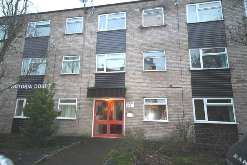 1 Bedroom Apartment Flat for sale in Victoria Court, Stoneygate LE2 2AA