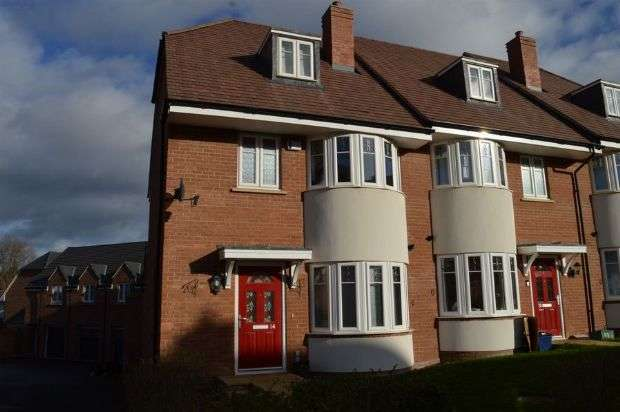 4 Bedrooms Semi Detached House for sale in Leatherworks Way, Little Billing, Northampton NN3 9BP