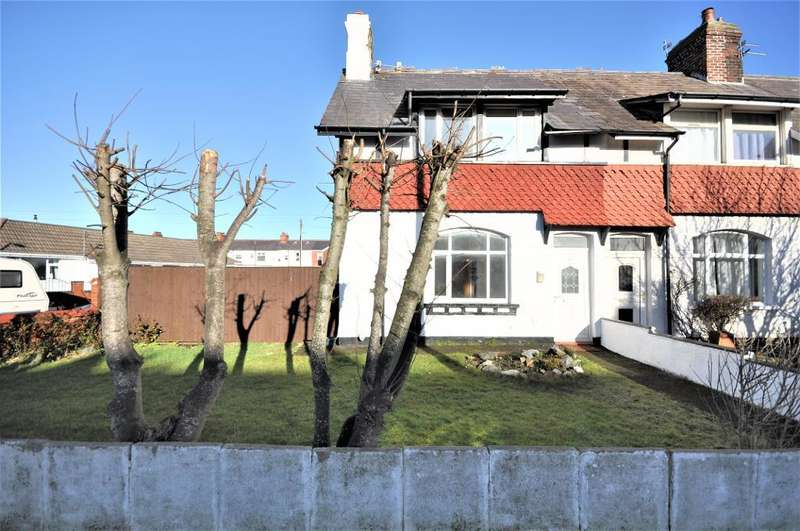 3 Bedrooms Cottage House for sale in Church Road, St Anne's, Lytham St Anne's, Lancashire, FY8 3TJ