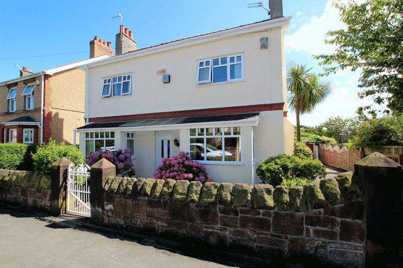 4 Bedrooms Detached House for sale in Radnor Avenue, Heswall