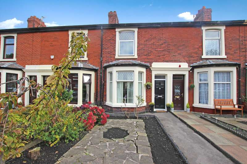 3 Bedrooms Terraced House for sale in Bolton Road Blackburn BB2 4HU