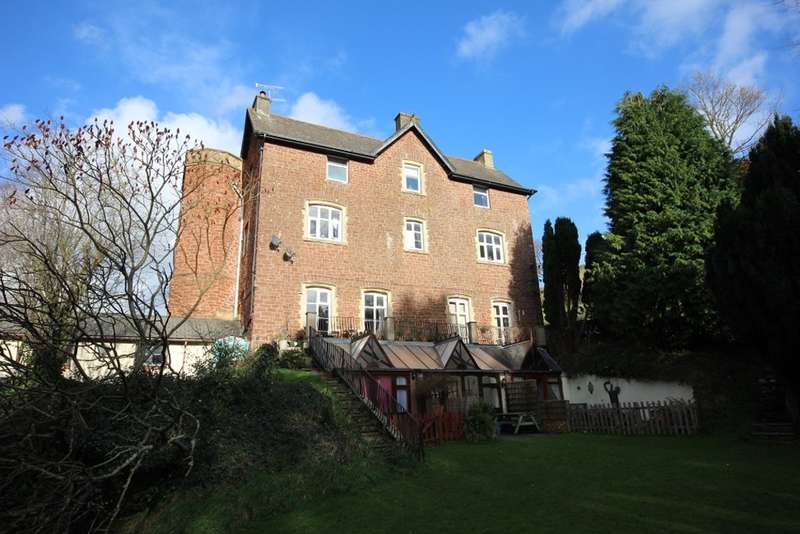 2 Bedrooms Flat for sale in Oakford House, Shaldon Road, Combeinteignhead
