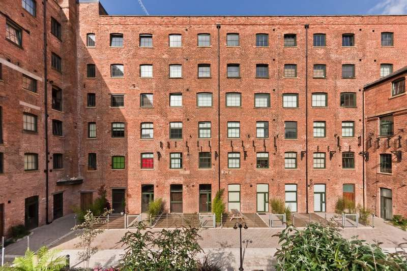 2 Bedrooms Flat for sale in Macintosh Mills, Cambridge Street, Manchester