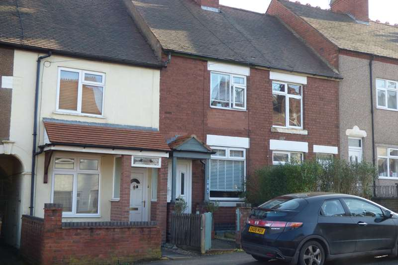 2 Bedrooms Terraced House for sale in Church Road, Stockingford, Nuneaton, CV10