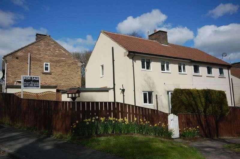 3 Bedrooms Semi Detached House for sale in Dene Park, Esh Winning