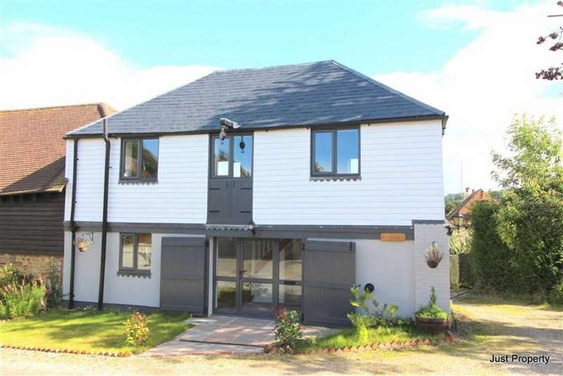 2 Bedrooms Link Detached House for sale in Humphries Farm, Friars Hill, Guestling