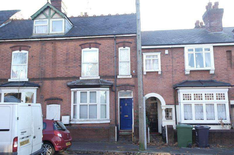 4 Bedrooms Terraced House for sale in Glebe Street, Walsall