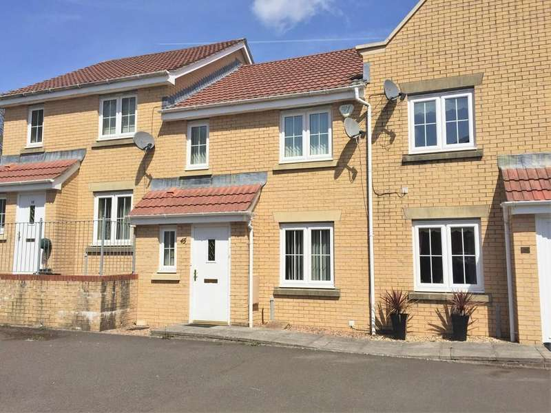 3 Bedrooms Terraced House for sale in Pwll Yr Allt, Hengoed