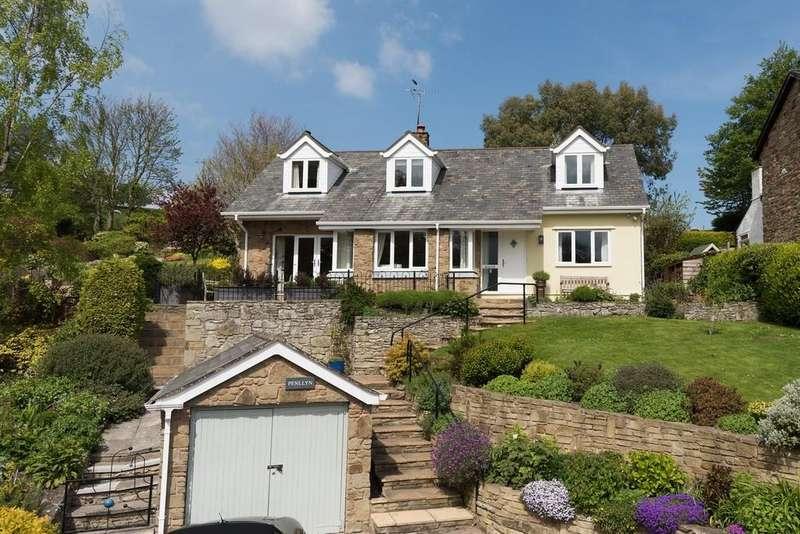 4 Bedrooms Detached House for sale in Pen Llyn, Llanasa