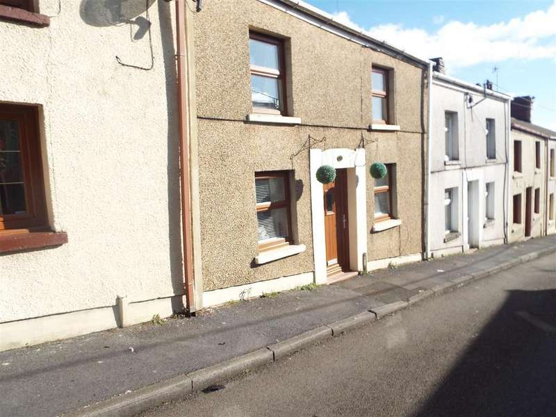 3 Bedrooms Terraced House for sale in Adulam Row, Felinfoel