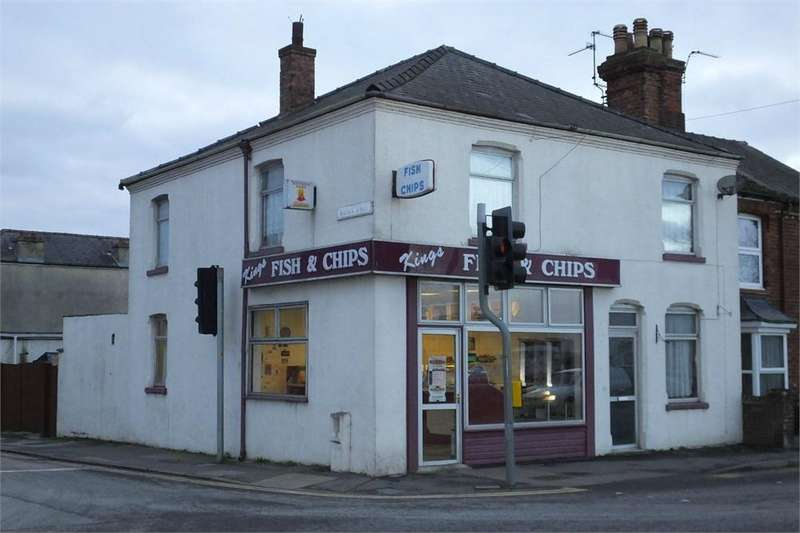3 Bedrooms End Of Terrace House for sale in Horncastle Road, Boston, Lincolnshire