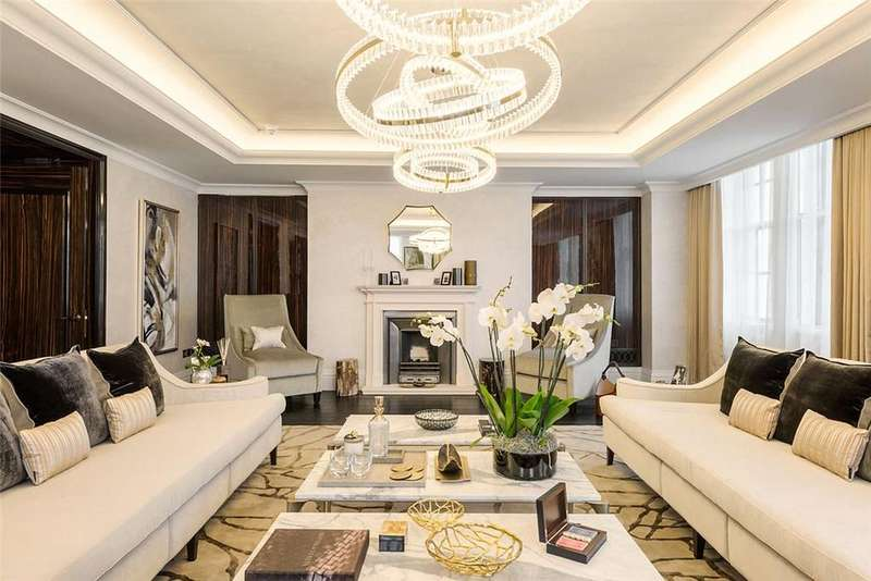 3 Bedrooms Flat for sale in The Corinthia Residences, 10 Whitehall Place, London, SW1A