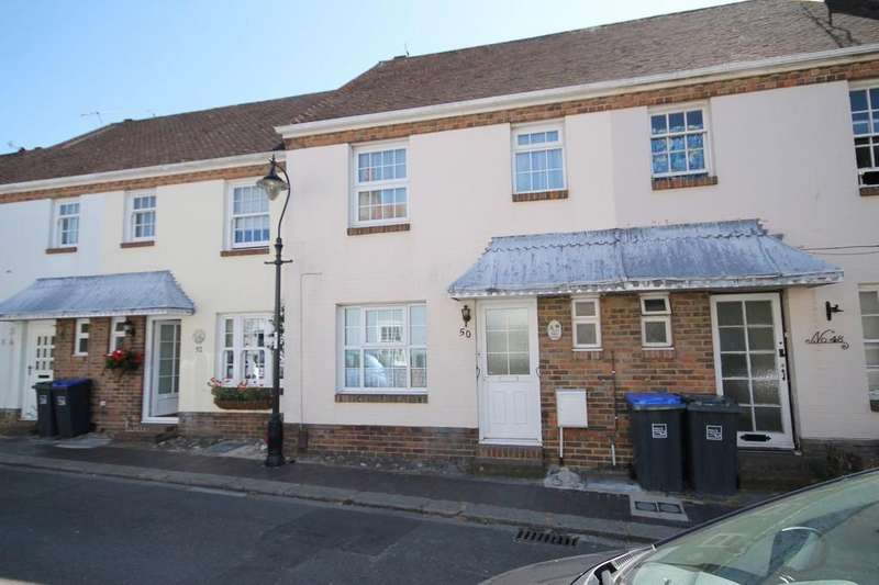 3 Bedrooms Terraced House for sale in High Street, Tarring BN14 7NR