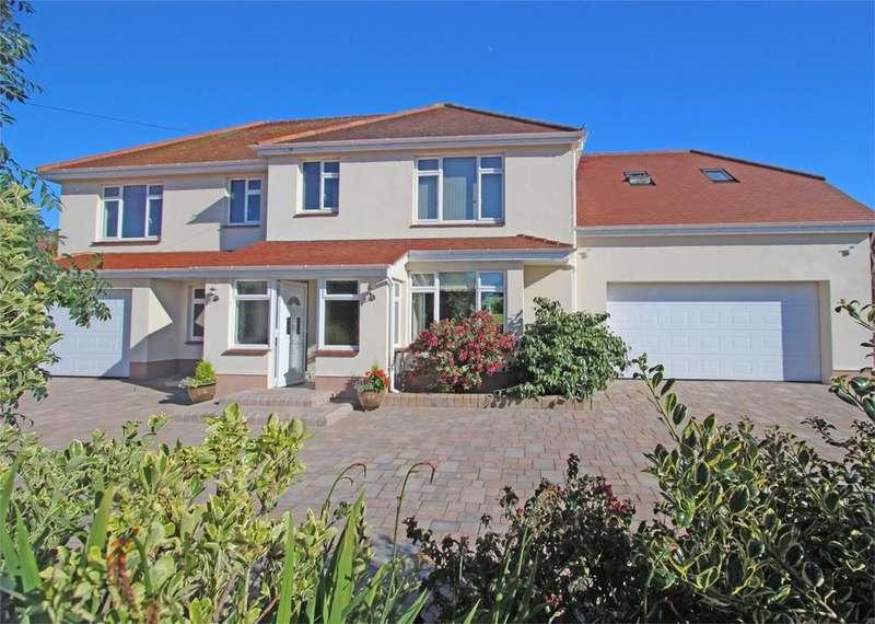 4 Bedrooms Detached House for sale in Les Mielles, Clos de Colborne, Fort Road, St Peter Port