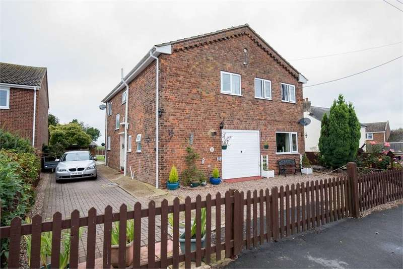 4 Bedrooms Detached House for sale in Spilsby Road, New Leake, Boston, Lincolnshire